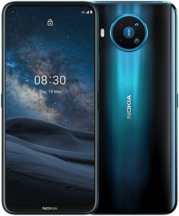 Nokia 8.3 2020 5G Standard Edition Global Dual SIM TD-LTE 64GB  (HMD BabyGroot)