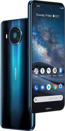 Nokia 8.3 2020 5G Standard Edition Global TD-LTE 64GB  (HMD BabyGroot)