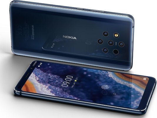 Nokia 9 PureView Global Dual SIM TD-LTE