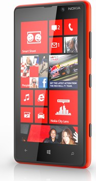 Nokia Lumia 820  (Nokia Arrow)