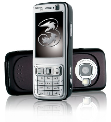 NOKIA N73 BACK WITH CAMERA IN USE image | Gallery | PhoneDB