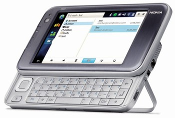 Nokia N810 Internet Tablet