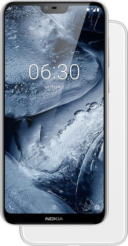 Nokia 6.1 Plus 2018 Global Dual SIM TD-LTE  (HMD DRG)