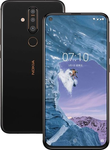 Nokia X71 Dual SIM TD-LTE CN 128GB Detailed Tech Specs