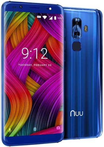 NUU G3 Dual SIM LTE-A N5702L Detailed Tech Specs