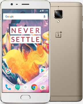 OnePlus 3T Dual SIM Global TD-LTE 128GB
