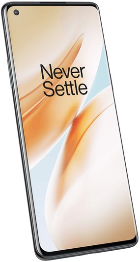 OnePlus 8 5G Standard Edition Global Dual SIM TD-LTE 128GB IN2013  (BBK InstantNoodle)