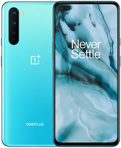 OnePlus Nord 5G Dual SIM TD-LTE IN 256GB AC2001