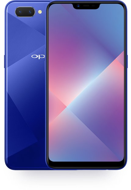 Oppo A3s Dual SIM TD-LTE IN ID TH PK NP SG Version 3 32GB CPH1805  (BBK AX5B)