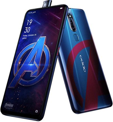 Oppo F11 Pro Avengers Limited Edition Dual SIM TD-LTE PH V1 128GB CPH1969  (BBK 1969)