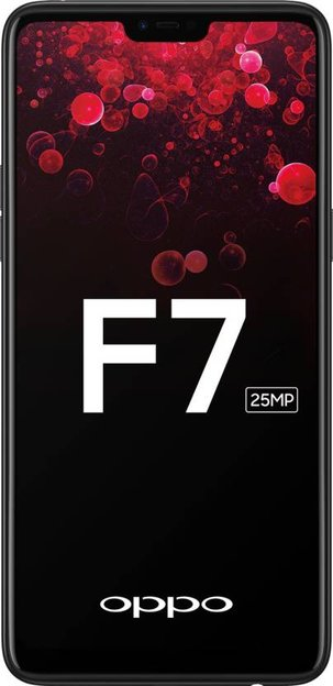 Oppo F7 Diamond Black Edition Dual SIM TD-LTE IN ID TH PK Version 1 128GB CPH1821