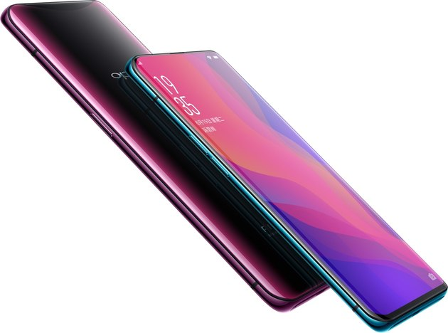 Oppo Find X Standard Edition Global Dual SIM TD-LTE 128GB CPH1871  (BBK 1871)