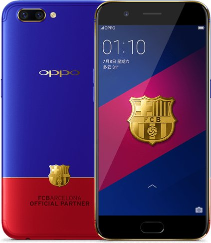 Oppo R11 FC Barcelona Limited Edition Dual SIM TD-LTE CN R11 image image