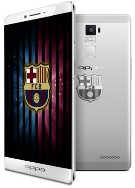 Oppo R7 Plus FC Barcelona Global TD-LTE Dual SIM
