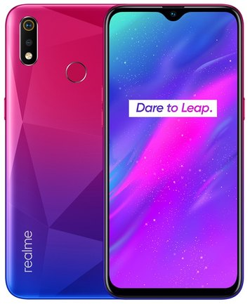 Oppo Realme 3 Global Dual SIM TD-LTE 64GB RMX1821 Detailed Tech Specs