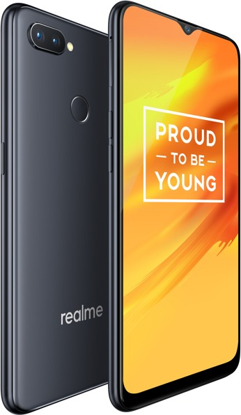 Oppo Realme 2 Pro Standard Edition Dual SIM TD-LTE IN ID 64GB RMX1801 Detailed Tech Specs
