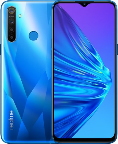 Oppo Realme 5 Standard Edition Dual SIM TD-LTE V1 IN ID PH TH VN 32GB RMX1911  (BBK R1911)