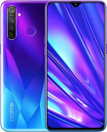 Oppo Realme 5 Premium Edition Dual SIM TD-LTE V1 IN TH 64GB RMX1911  (BBK R1911)