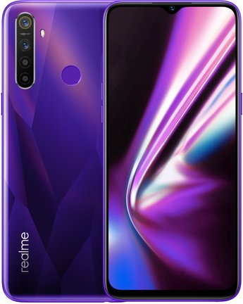 Oppo Realme 5i Dual SIM TD-LTE V1 IN VN 64GB RMX2030  (BBK R2030) Detailed Tech Specs