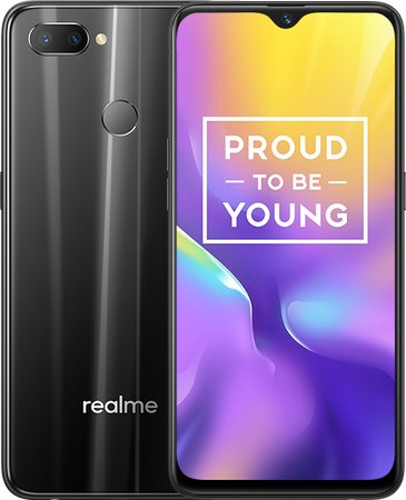 Oppo Realme U1 Dual SIM TD-LTE IN 64GB RMX1833 Detailed Tech Specs