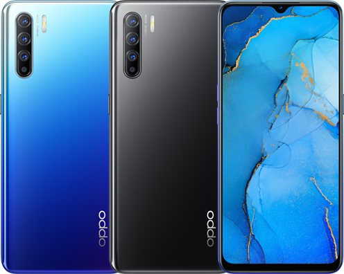 Oppo Reno3 TD-LTE APAC 128GB CPH2043  (BBK 2043) Detailed Tech Specs