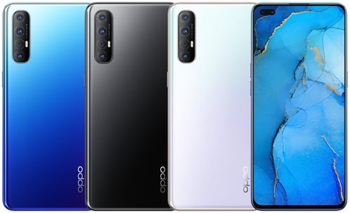 Oppo Reno3 Pro Dual SIM TD-LTE IN 128GB CPH2035  (BBK 2035) Detailed Tech Specs
