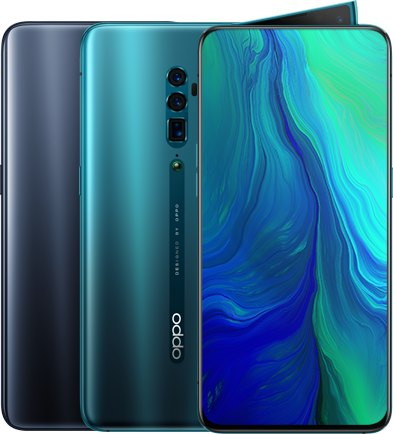 Oppo Reno 10x Zoom Edition Global Dual SIM TD-LTE IN ID V3 256GB CPH1919  (BBK 1919)