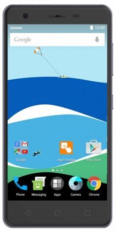 ZTE Blade V770 Orange Neva 80 LTE / TT175S