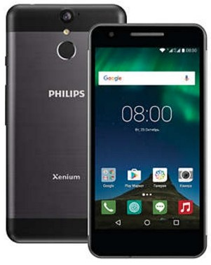 Philips Xenium X588 Global Dual SIM TD-LTE