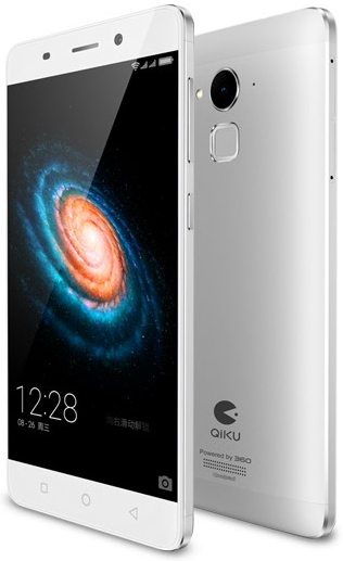 QiKU Phone Q Luna Youth Edition Dual SIM 4G TD-LTE / 8681-A01