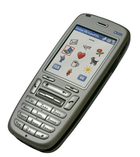Qtek 8010  (HTC Typhoon)