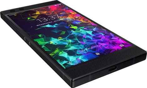 Razer Phone 2 Global TD-LTE RZ35-0259  (Razer Cheryl 2)
