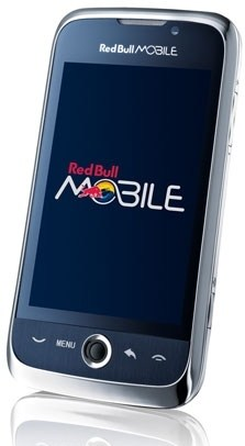Red Bull Mobile RBM2  (Huawei U8230)