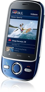 Red Bull Mobile RBMK  (Huawei U8110)