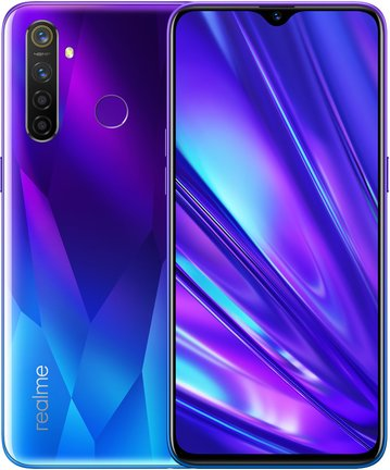 Oppo Realme 5 Pro Standard Edition Dual SIM TD-LTE TH 128GB RMX1971  (BBK R1971) Detailed Tech Specs