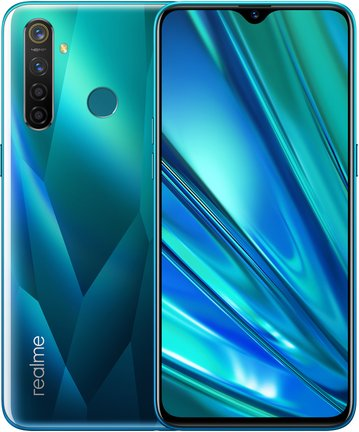 Oppo Realme 5 Pro Premium Edition Dual SIM TD-LTE IN TH 128GB RMX1971  (BBK R1971) Detailed Tech Specs