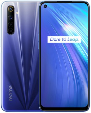 Oppo Realme 6 Standard Edition Dual SIM TD-LTE IN 64GB RMX2001  (BBK R2001) Detailed Tech Specs