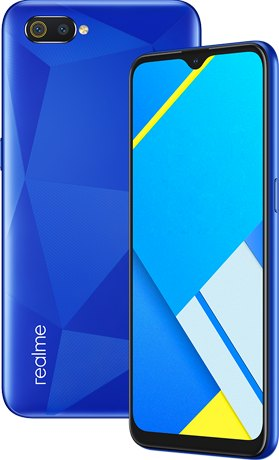 Oppo Realme C2 Standard Edition Dual SIM TD-LTE IN ID 16GB RMX1945  (BBK R1941) Detailed Tech Specs
