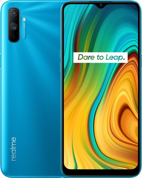 Oppo Realme C3 Standard Edition Dual SIM TD-LTE IN 32GB RMX2027  (BBK R2027) Detailed Tech Specs