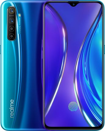 Oppo Realme X2 Standard Edition Global Dual SIM TD-LTE 64GB RMX1991  (BBK 1991) Detailed Tech Specs