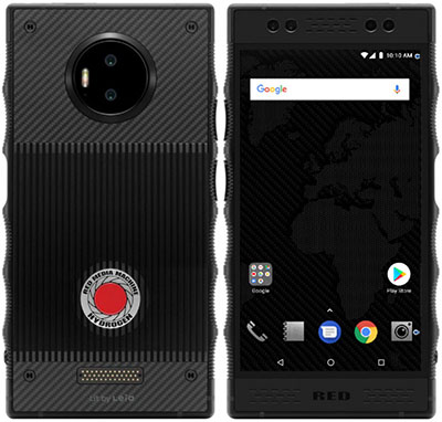RED Hydrogen One Black / Shadow Dual SIM TD-LTE 128GB H1A1000