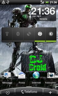 HTC Desire Android 2.2 Upgrade FRF-85B v1.0-R1 Beta