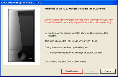Telstra HTC Touch Diamond Opera Proxy Settings Upgrade S01340