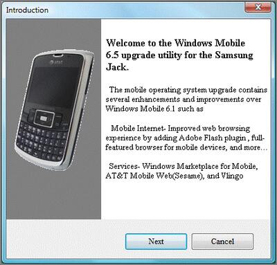 Windows mobile 6.0 updates what happens when you shut down during windows update