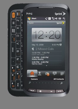 Updating htc touch pro 2 software