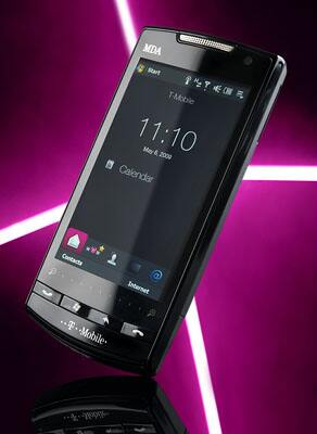 T-Mobile MDA Compact V Windows Mobile 6.5 ROM Udate