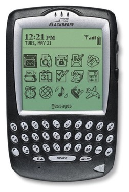 RIM BlackBerry 6750