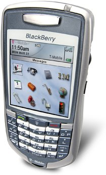 RIM BlackBerry 7100t  (RIM Charm)
