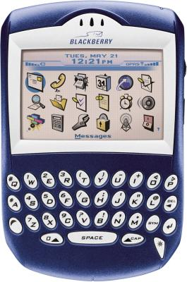 rim blackberry 7210