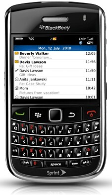 RIM BlackBerry Bold 9650  (RIM Essex)